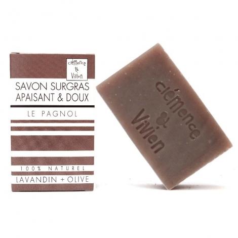 Savon Clémence & Vivien - Le Pagnol