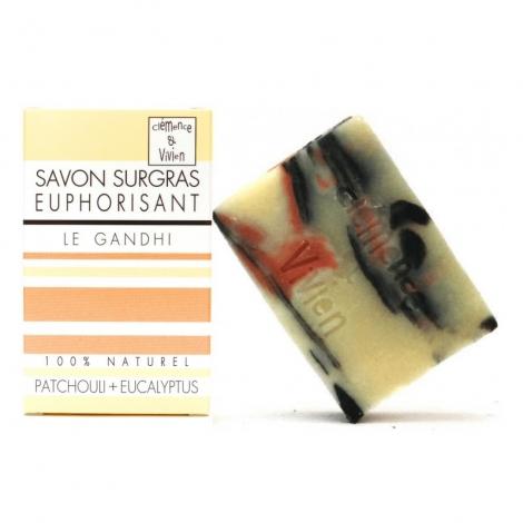Savon Clémence & Vivien - Le Gandhi