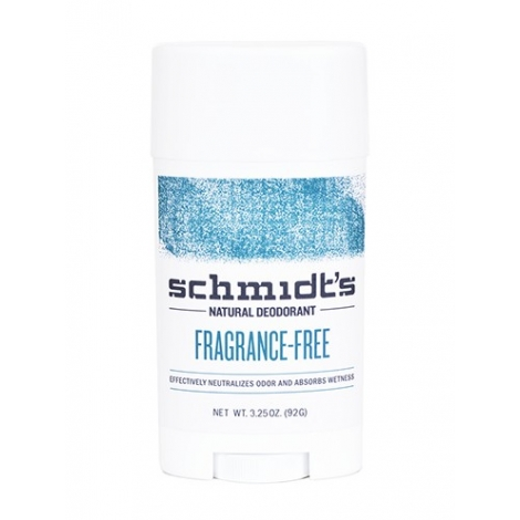 Déodorant Schmidt's - Fragrance free